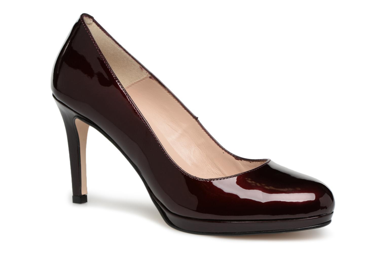 Los últimos zapatos de descuento para hombres y mujeres Georgia Rose Serpatin (Vino) - Zapatos de tacón en Más cómodo