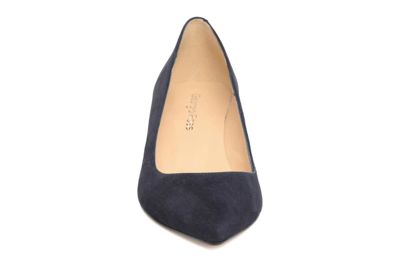 Escarpins Georgia Rose Svelta Bleu vue portées chaussures