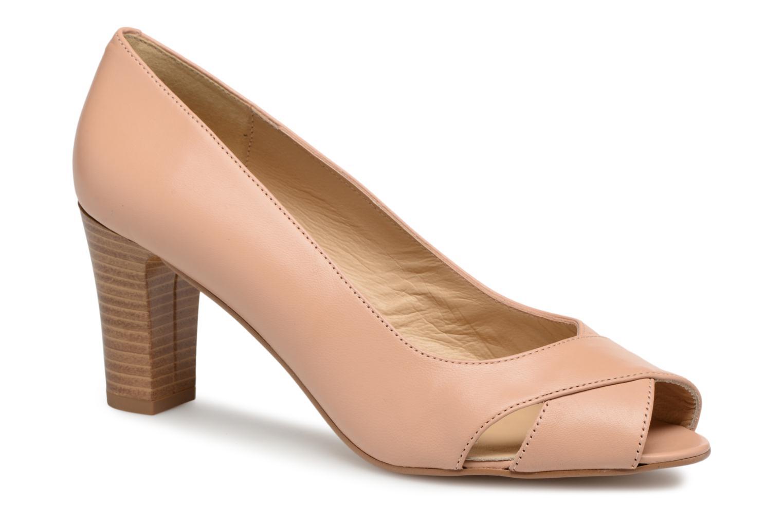 Liquidación de temporada Georgia Rose Samina (Beige) - Zapatos cómodo de tacón en Más cómodo Zapatos c0ad8e