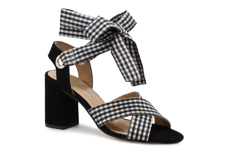 Zapatos promocionales Georgia Rose Savichy (Negro) - Sandalias   Casual salvaje