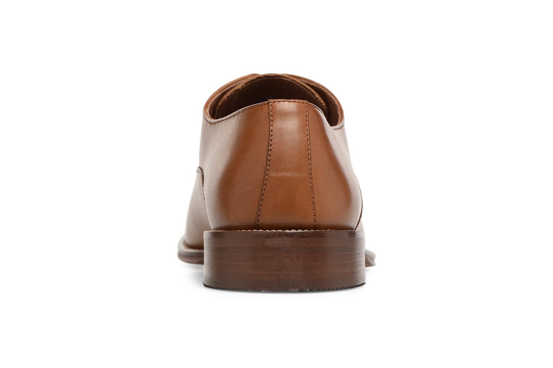 Chaussures à lacets Marvin&Co Rothmot Marron vue droite
