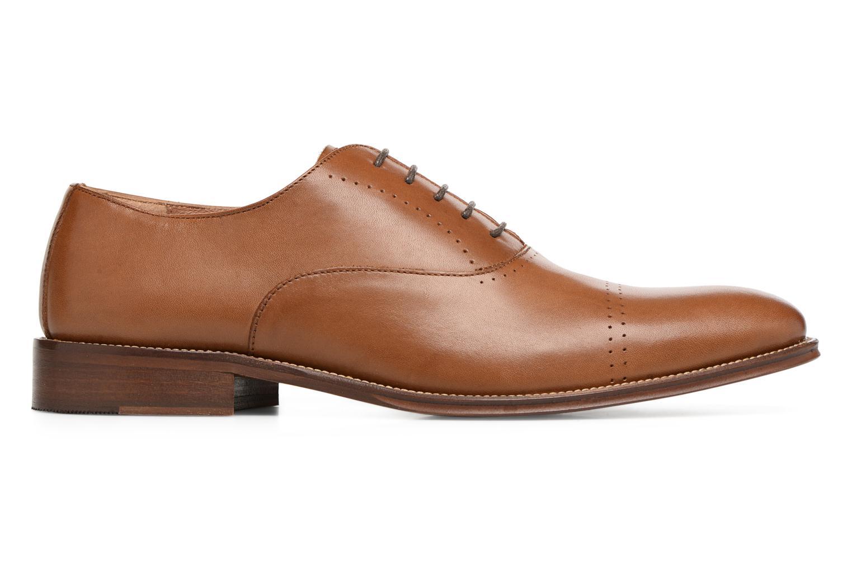 Chaussures à lacets Marvin&Co Rothmot Marron vue derrière