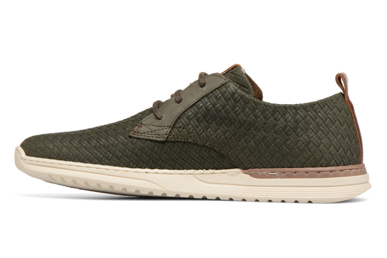 Zapatos especiales para hombres y mujeres Bullboxer JACQUES (Verde) - Deportivas en Más cómodo