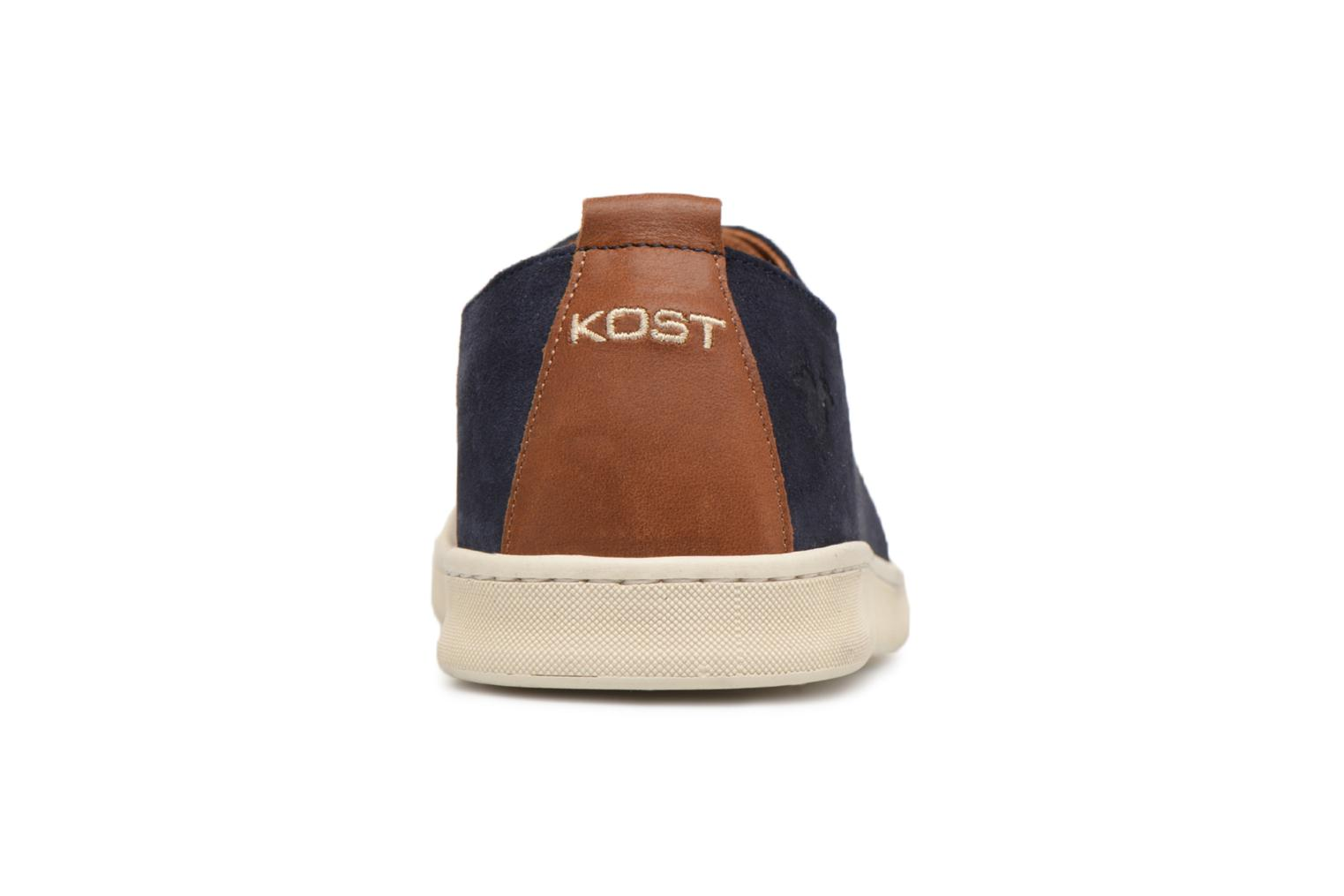 Trainers Kost Joueur 55A Multicolor view from the right