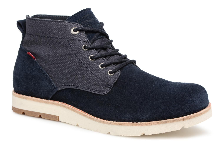 Levi's Jax Light Chukka (Bleu) - Bottines et boots chez Sarenza (320770)