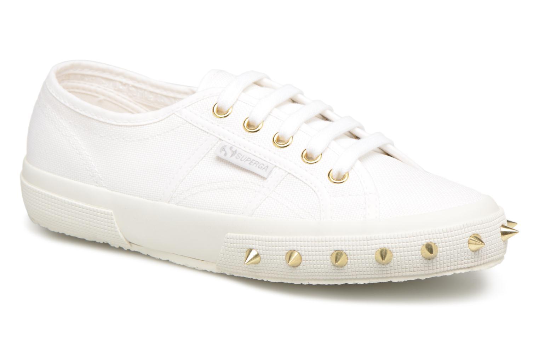 Zapatos promocionales Superga 2750 Studs Cot  Geraldina (Blanco) - Deportivas   Zapatos de mujer baratos zapatos de mujer