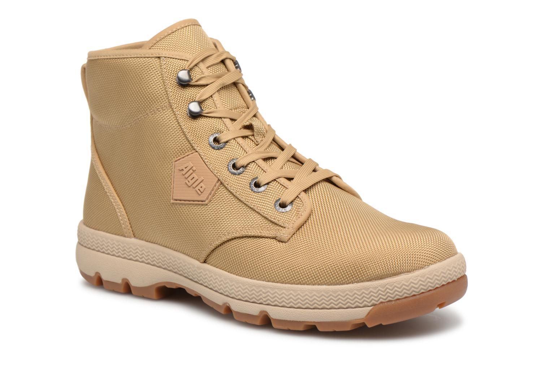 Aigle TL 3 Mid (Beige) - Chaussures de sport chez Sarenza (321003)
