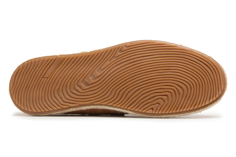 Chaussures à lacets Mr SARENZA Sboat Marron vue haut