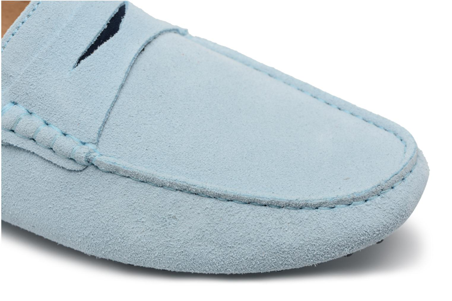 Loafers Mr SARENZA Suttin Blue view from the left