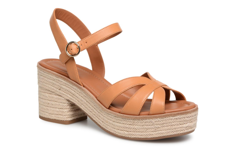 Zapatos promocionales What For Claudette WF535 (Marrón) - Sandalias   Descuento de la marca