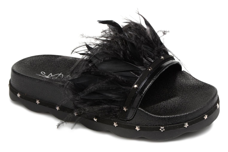 Zapatos promocionales Sixty Seven Yopa (Negro) - Zuecos   Zapatos casuales salvajes