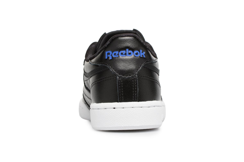 Baskets Reebok CLUB C/BS7285 Noir vue droite