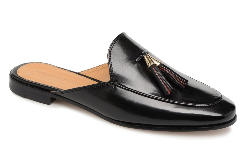ZapatosMelvin & Hamilton Scarlett 2 (Negro) - salvaje Zuecos   Casual salvaje - e75af5