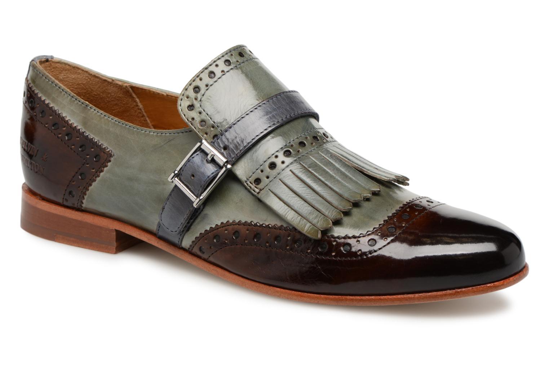 Zapatos promocionales Melvin & Hamilton Selina 2 (Verde) - Mocasines   Venta de liquidación de temporada