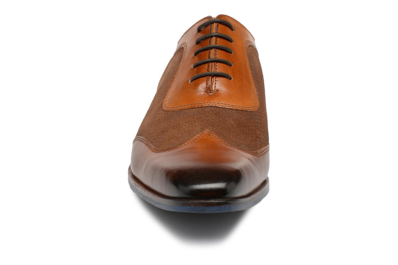 Melvin Rico Rio perfo wood siliago sued Hamilton amp; 8 brown mint 6EIxnEqr7O