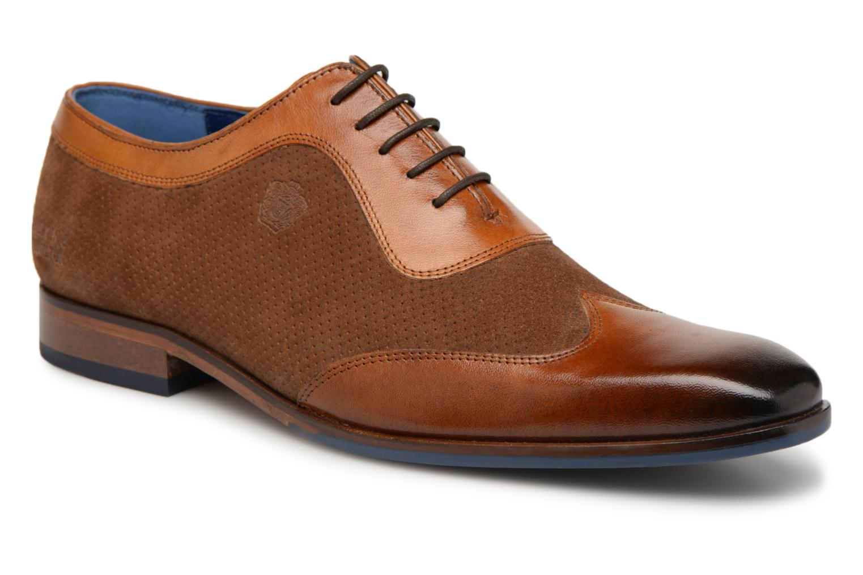 Melvin & Hamilton Rico 8 (Marron) - Chaussures à lacets chez Sarenza (321514)