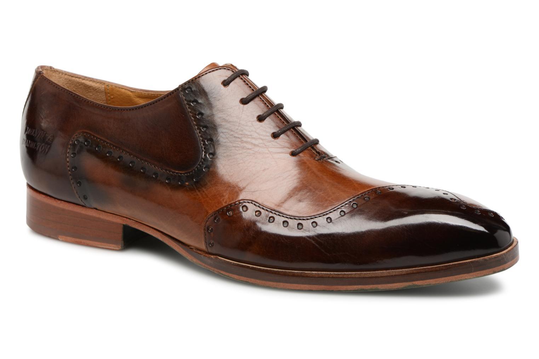 Melvin & Hamilton Ricky 13 (Marron) - Chaussures à lacets chez Sarenza (321524)