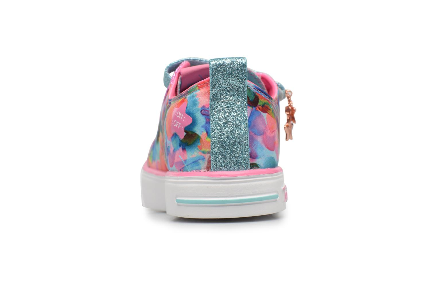 Baskets Skechers Twinkle Breeze 2.0 Triple Ups Multicolore vue droite