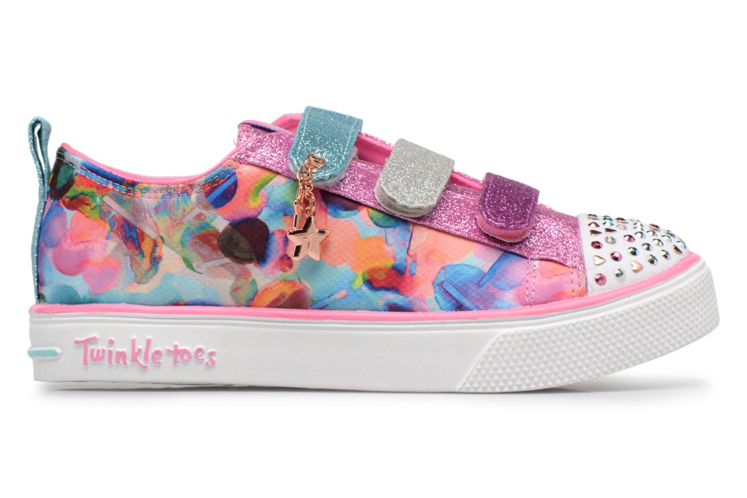 Baskets Skechers Twinkle Breeze 2.0 Triple Ups Multicolore vue derrière