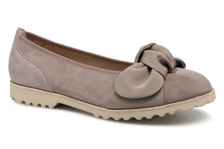 Grandes descuentos últimos zapatos Gabor Aprile (Marrón) - Bailarinas Descuento