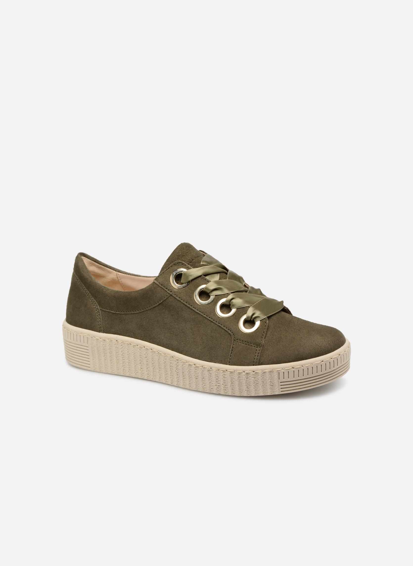 Grandes descuentos últimos zapatos Gabor Jenni (Verde) - Deportivas Descuento