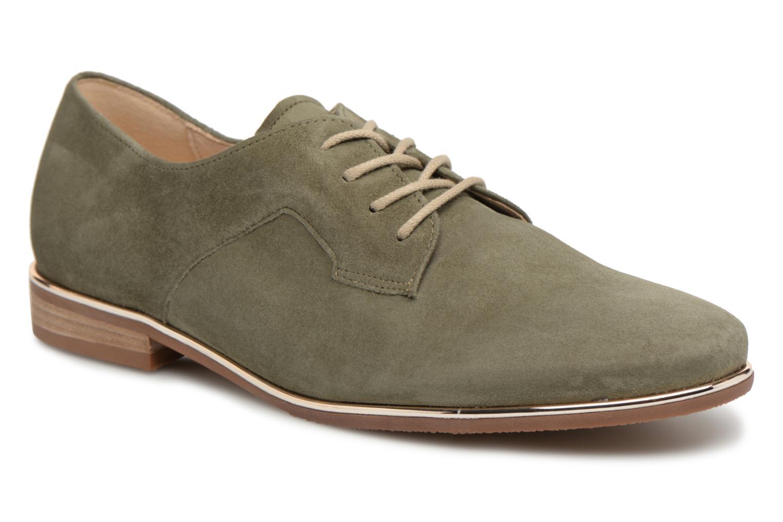 Zapatos de hombre y mujer limitado de promoción por tiempo limitado mujer Gabor Arabella (Verde) - Zapatos con cordones en Más cómodo 8948cb