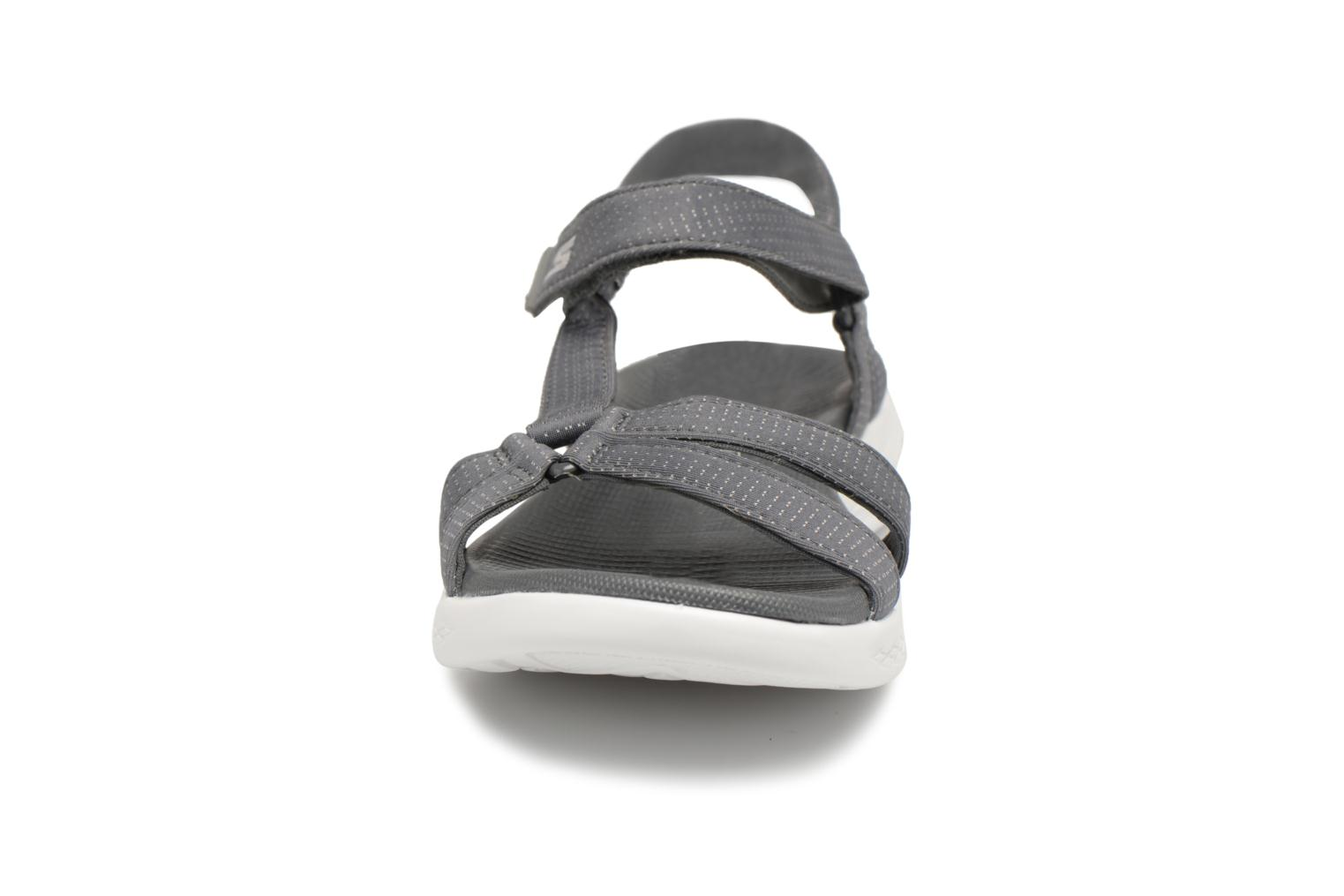 Sandals Skechers On-The-Go 600-Brilliancy Grey model view