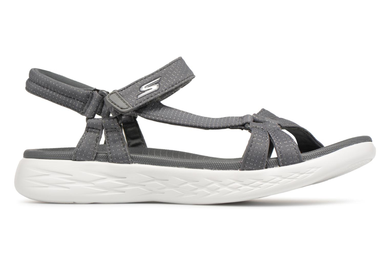 Sandaler Skechers On-The-Go 600-Brilliancy Grå se bagfra