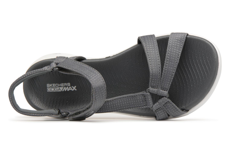 Sandaler Skechers On-The-Go 600-Brilliancy Grå se fra venstre