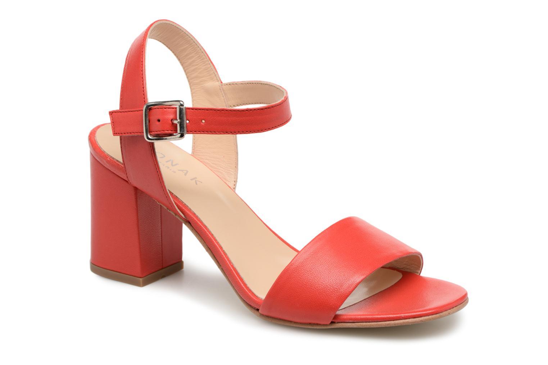 Zapatos promocionales Jonak DEMET (Rojo) - Sandalias   Zapatos casuales salvajes