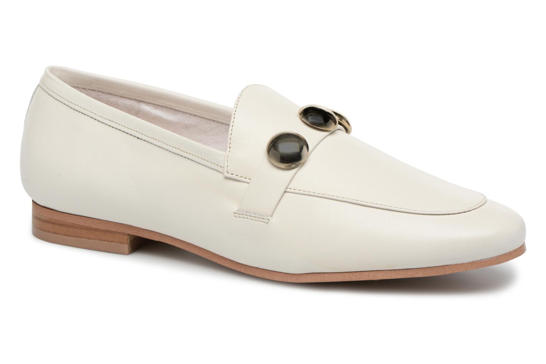 Zapatos promocionales Jonak DEMPSEY (Blanco) - Mocasines   Los últimos zapatos de descuento para hombres y mujeres
