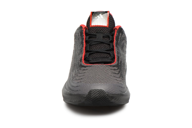 Baskets Adidas Performance StarWars Rapidarun K Noir vue portées chaussures