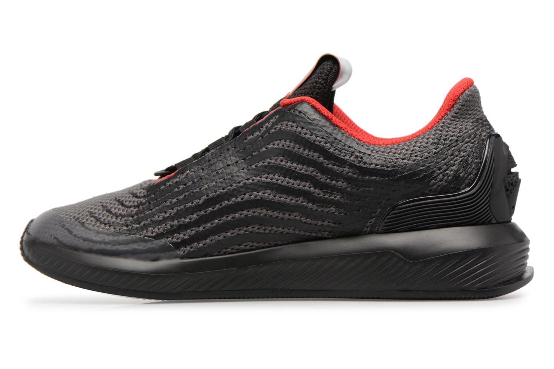 Sneakers Adidas Performance StarWars Rapidarun K Nero immagine frontale