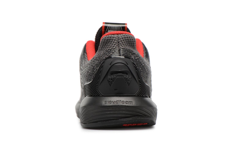 Baskets Adidas Performance StarWars Rapidarun K Noir vue droite