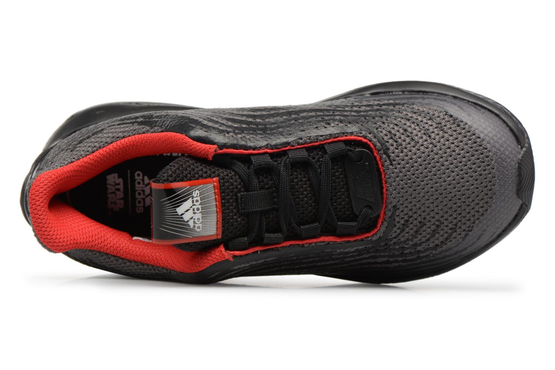 Sneakers Adidas Performance StarWars Rapidarun K Nero immagine sinistra