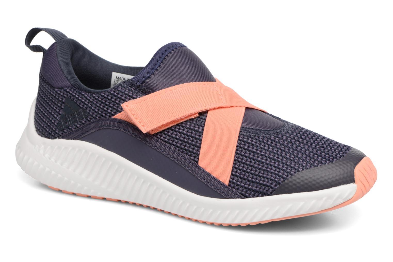 Sneakers Adidas Performance Fortarun X CF K Grijs detail
