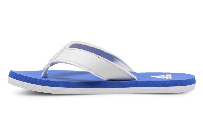 Tongs Adidas Performance Beach Thong 2 K Bleu vue face