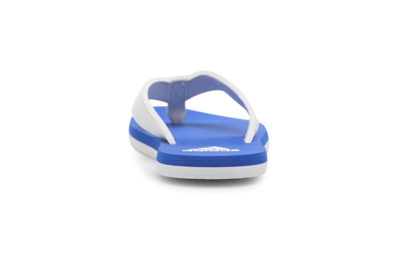 Tongs Adidas Performance Beach Thong 2 K Bleu vue droite