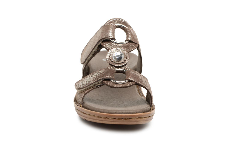 Träskor & clogs Ara Hawai 27273 Brun bild av skorna på