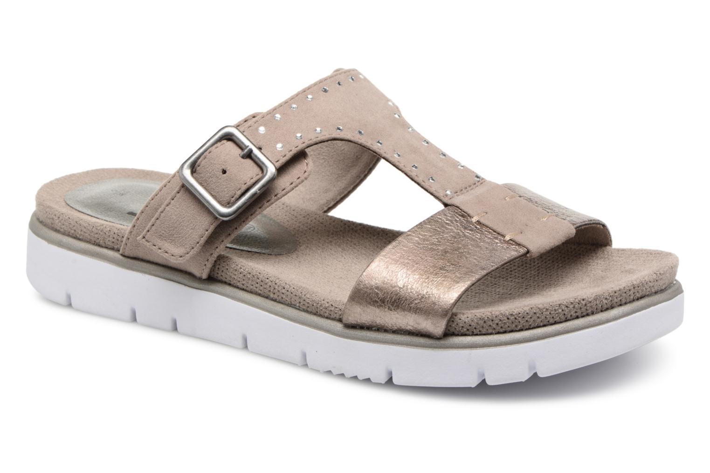 Jana shoes Odelia (Marron) - Mules et sabots chez Sarenza (322424)
