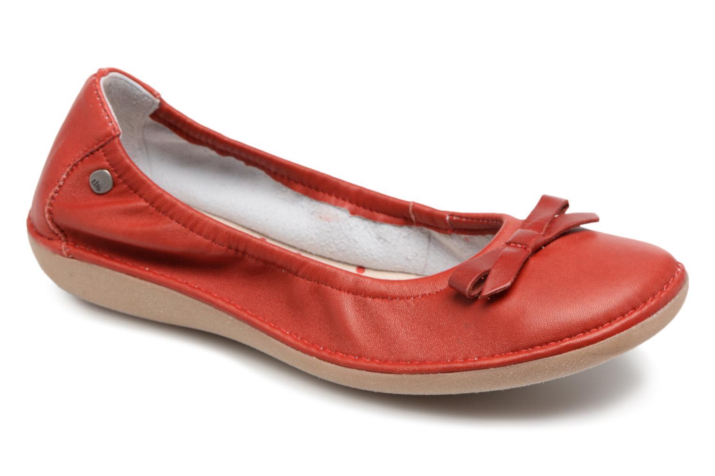 Zapatos promocionales TBS Macash--F7G76 (Rojo) - Bailarinas   Descuento de la marca
