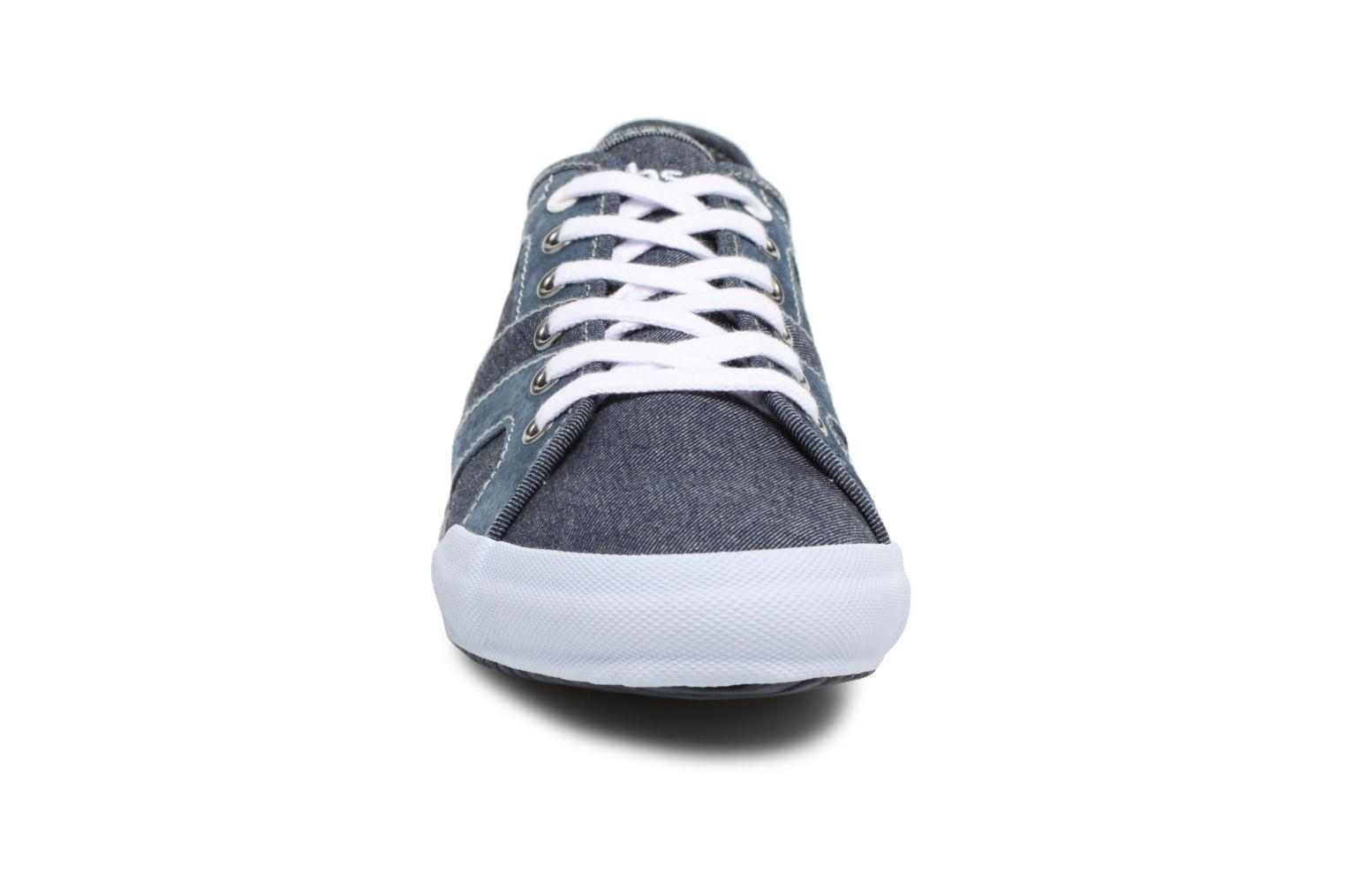 Trainers TBS Elliass-U8062 Blue model view