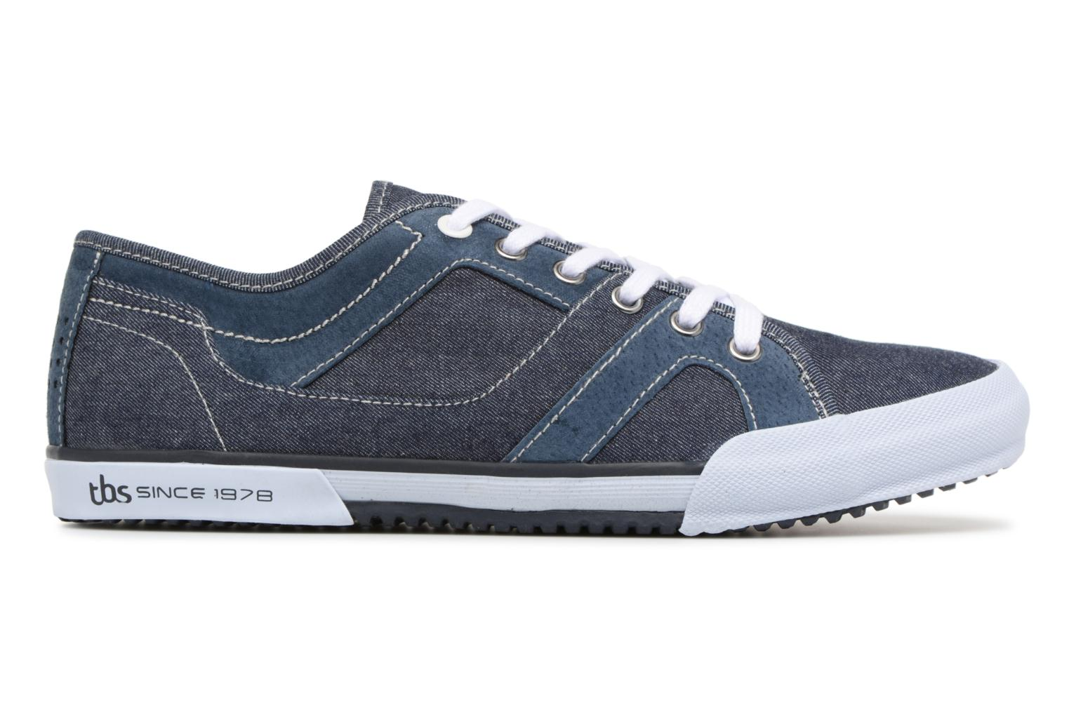 Trainers TBS Elliass-U8062 Blue back view