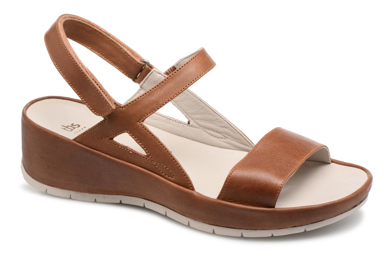 4b945c16 Grandes descuentos últimos zapatos TBS Louloup-A7146 (Marrón) - Sandalias  Descuento