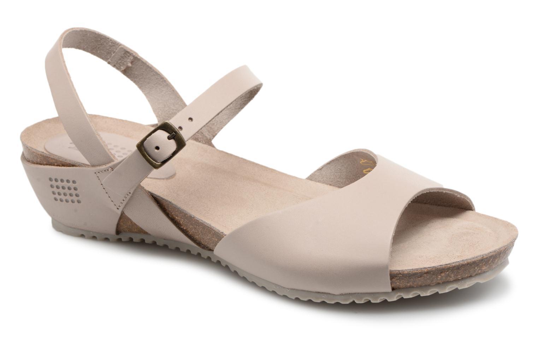 TBS Samata--A7023 (Beige) - Sandales et nu-pieds chez Sarenza (322495)