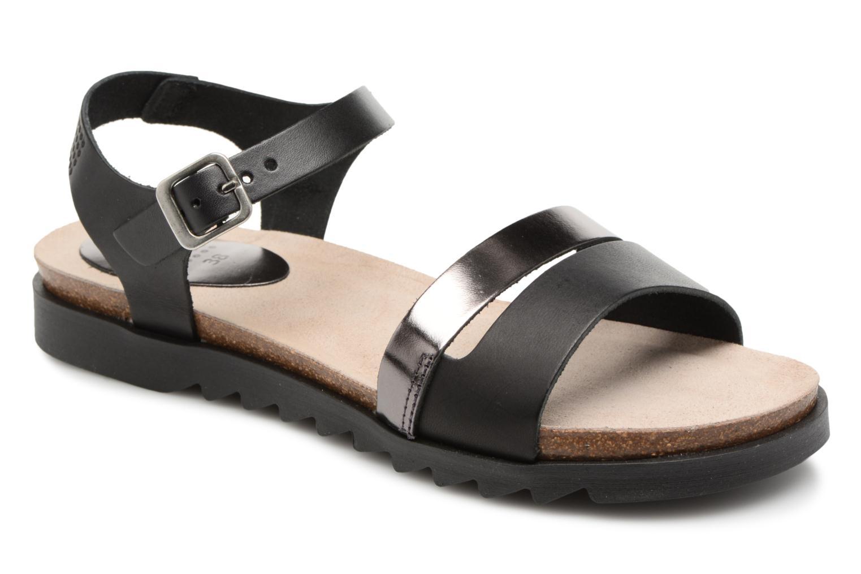 TBS Theresa-A7004 (Noir) - Sandales et nu-pieds chez Sarenza (322501)