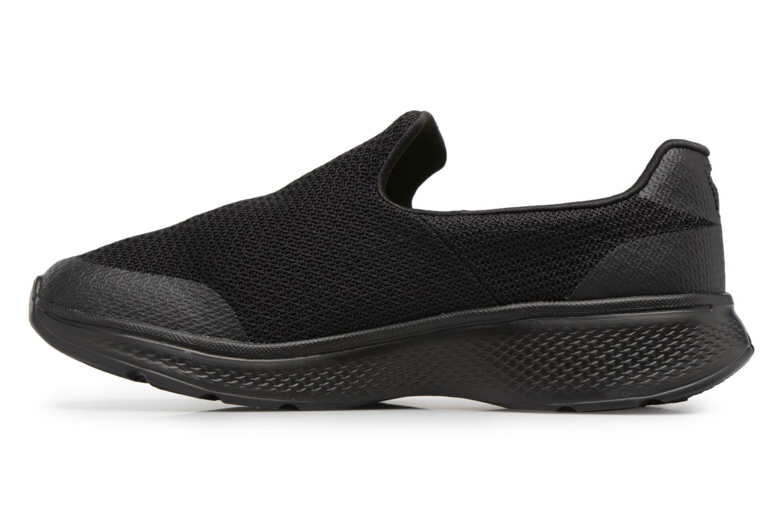 Sneakers Skechers Go Walk  4-Expert Svart bild från framsidan