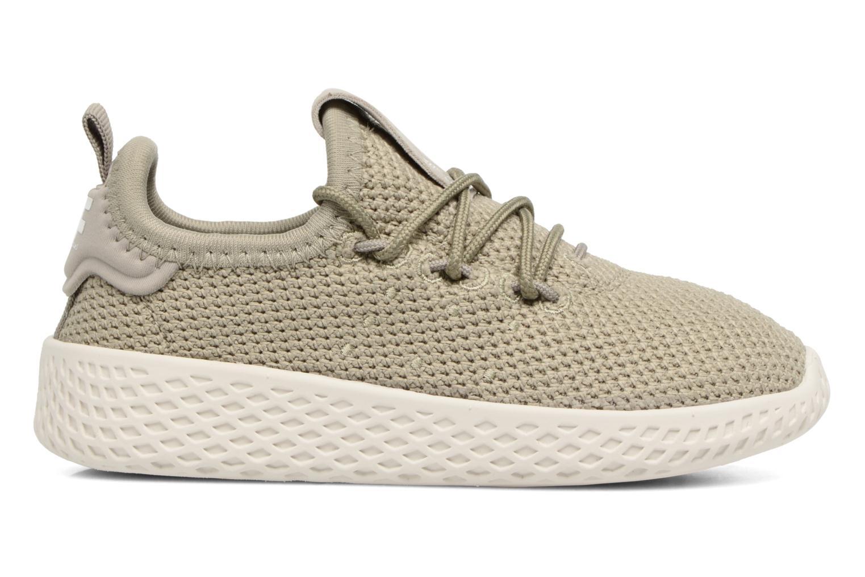 Baskets Adidas Originals Pharrell Williams Tennis Hu I Vert vue derrière