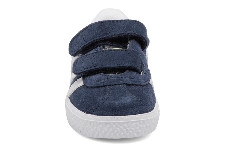 Sneakers Adidas Originals Gazelle Cf I Blå se skoene på
