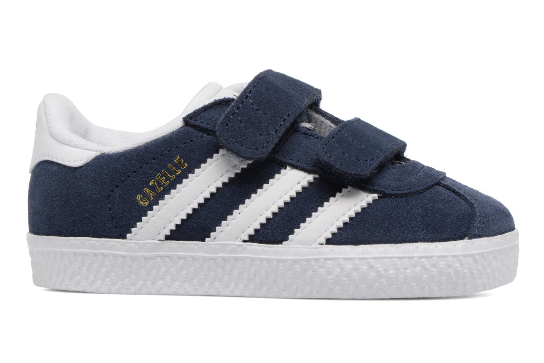 Sneakers Adidas Originals Gazelle Cf I Blå se bagfra